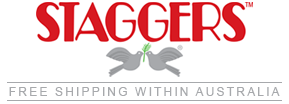 $10 off when you spend $120 @ Staggers
