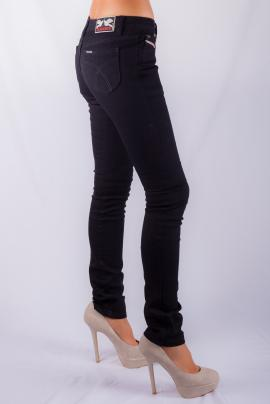 Hi Eva Skinny Black Stretch